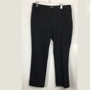 Chico's Dress pants black 2 short